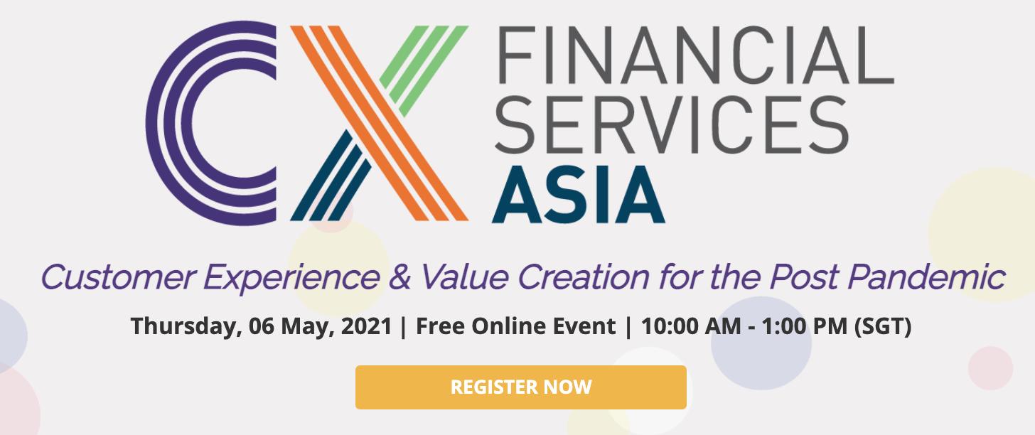 CX Financial Services Asia