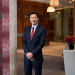 Joseph Poon, Group Head of DBS Private Bank