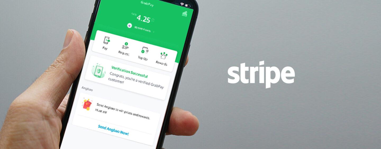 Stripe Enables GrabPay Payment Option for E-Commerce Merchants