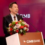 Thomson Fam Siew Kat, CEO of CIMB Vietnam