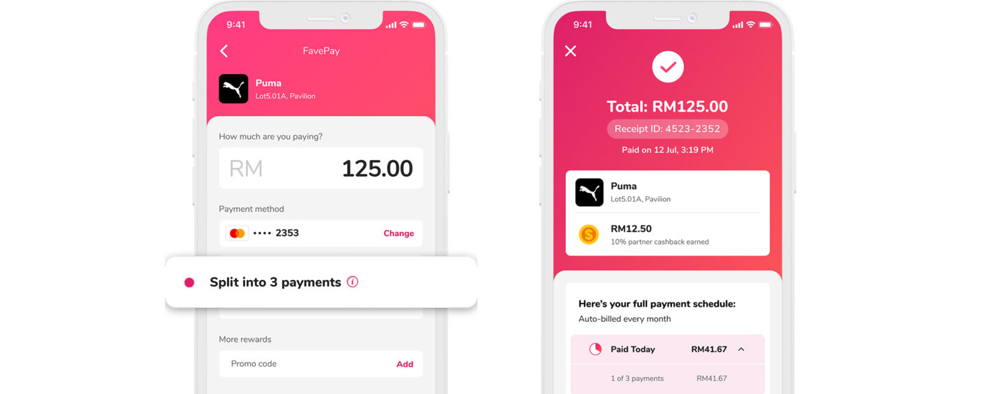 Fave Pilots BNPL Services for Over 6 Million Users in Singapore and Malaysia