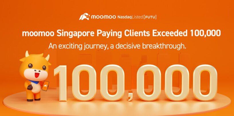 Futu's Investment Platform Gains Over 100,000 Paid Users Following Singapore Launch
