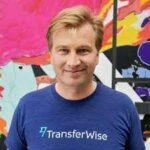 Kristo Käärmann, CEO and co-founder of Wise