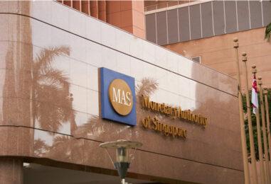 MAS Earmarks US$1.8 Billion for Its Sustainability Efforts