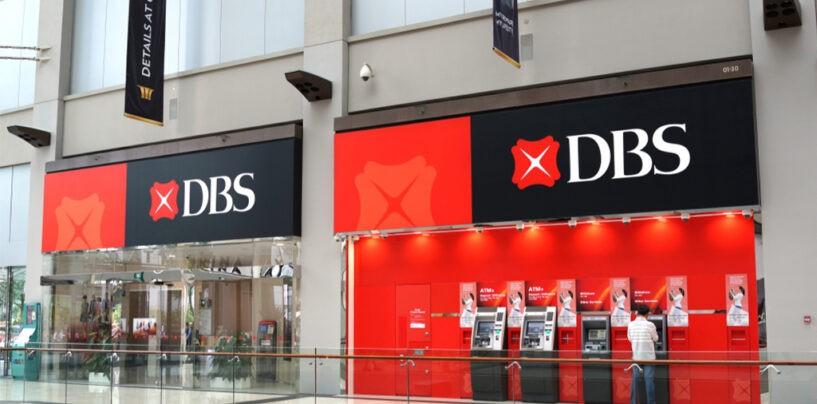 Incumbent bank DBS