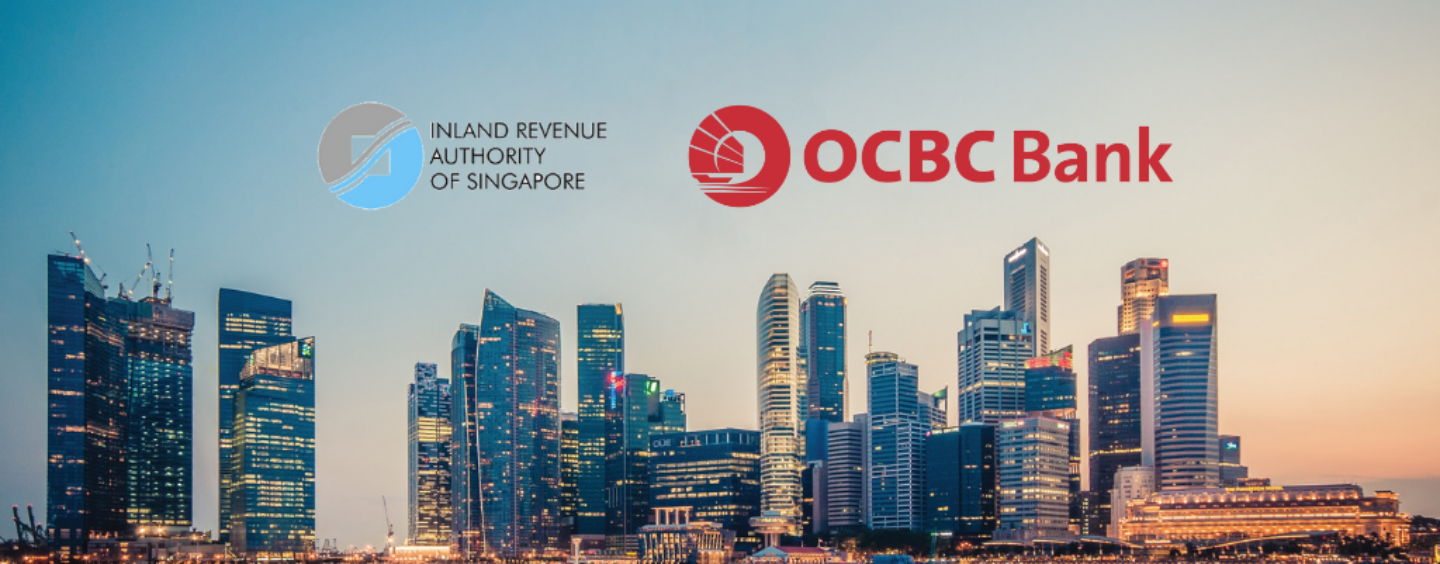 OCBC First to Integrate With IRAS to Enable Direct Payment of Taxes