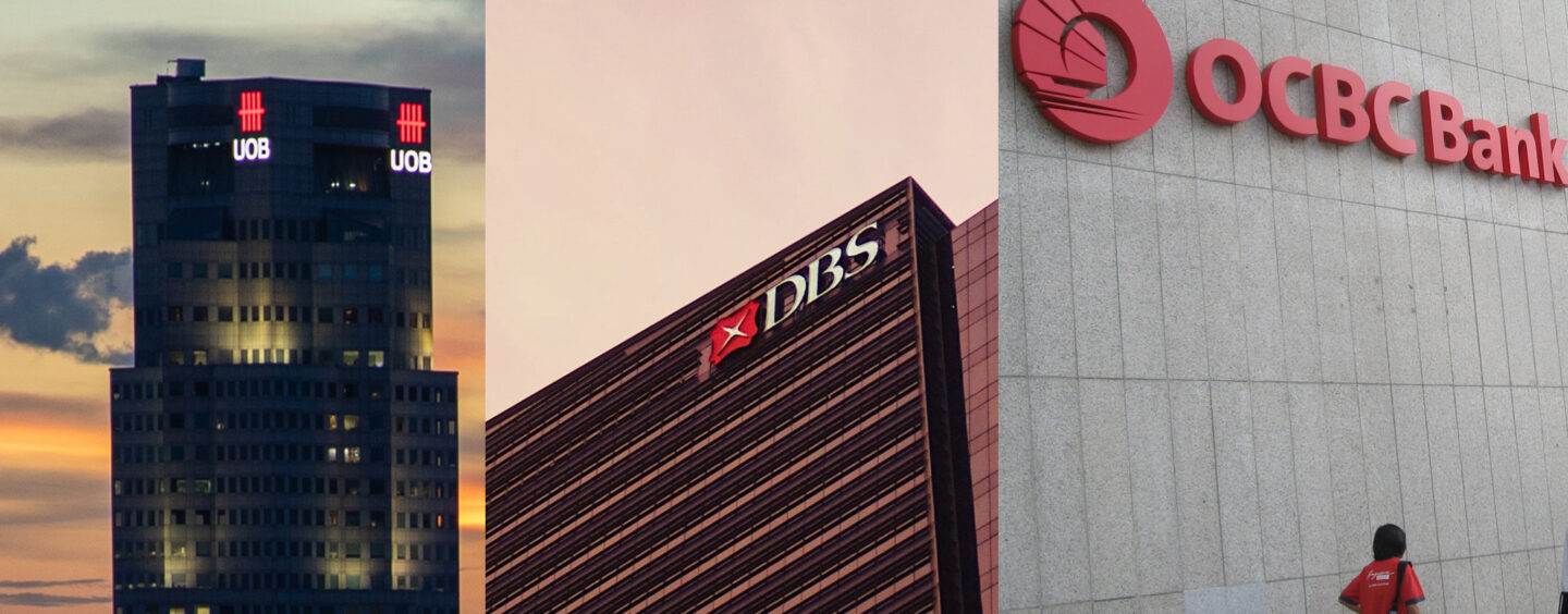 Singapore's Incumbent Banks: How Are They Stepping Up Their Digital Game?