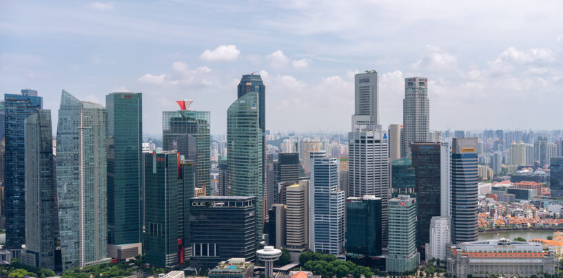Singapore's Fintech Deals Skyrockets to Its Highest in Three Years at US$614.2 Million