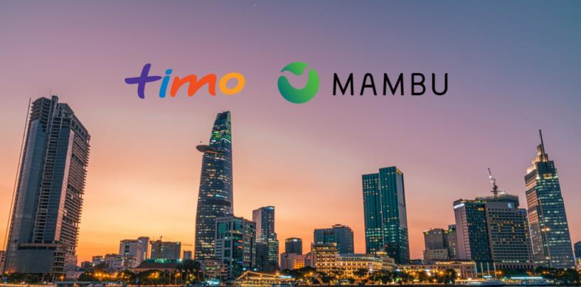 Vietnamese Digital Bank Timo Taps Mambu's Cloud Banking Platform